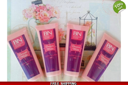BN DREAM WHITE LIGHTENING LOTION