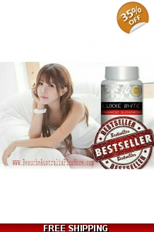 *PRE-ORDERLuxxe White Enhanced Type Glutathione 60 Capsule/Bottle Made in USA *Fast Selling
