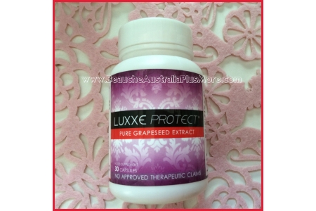 Luxxe Protect *Pure Grapeseed Extract*30 Capsules