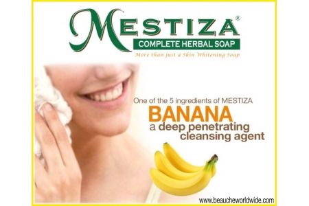 MESTIZA SOAP Skin Whitening/Herbal Soap