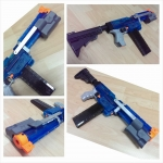 Xpower shotgun grip for Retaliator/Recon