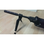 X-barrel and X-bipod for the Xarret