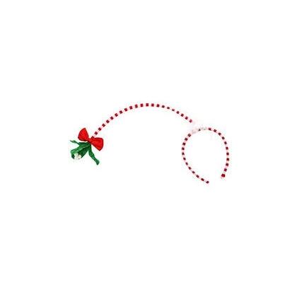 eb19a34590a17 Springy Mistletoe Headband