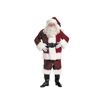 7ee6a2e0d39e0 Red Velvet Santa Hat