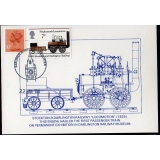 0984 Stephenson's Locomotion maximum c..