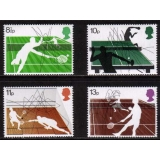 1977 individual sets unmounted mint