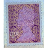 3190 £1.90 mauve MAIL M12L definitive ..