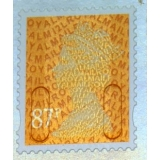3087 87p orange M12L MAIL definitive 2..