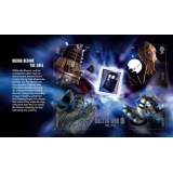3451x Doctor Who mini-sheet pane from ..