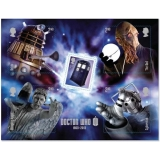 3451 Doctor Who mini-sheet