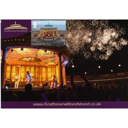 3634x1 Eastbourne Bandstand Europa maximum card