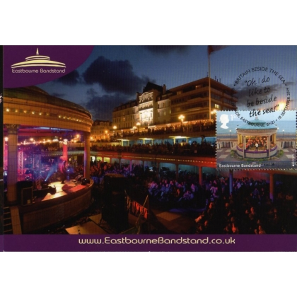 3634x2 Eastbourne Bandstand Europa maximum card