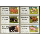 FS07-97 Euro 20 / World 10 Wincor Pigs..