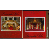3595-6 Buckingham Palace self-adhesive..