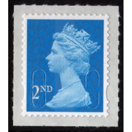 2911.5 2nd blue M15L MAIL ex counter sheet 2015