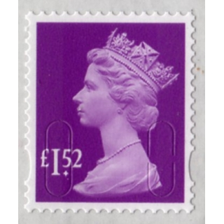 3152 £1.52 mauve M15L 2015 - new tariff