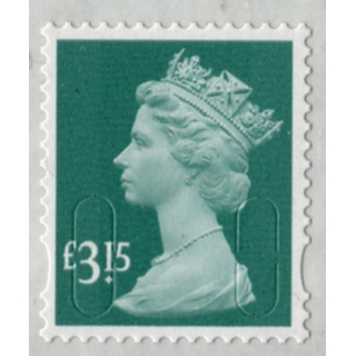 3315 £3.15 green M15L 2015 - new tariff