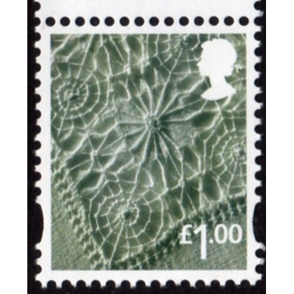 NI106 £1.00 Northern Ireland 2015 - cylinder & date blocks available