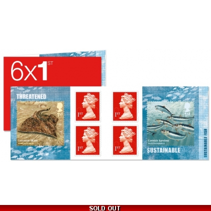 PM44 Sustainable Fish retail booklet of 6