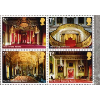 3597 Buckingham Palace interior set fr..