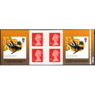 PM48 British Bees mixed booklet 2015