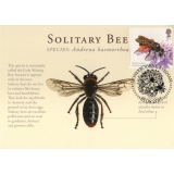3737x British Bees 2nd class Solitary ..
