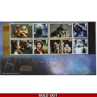 3758f Star Wars Set from Generic Sheet..