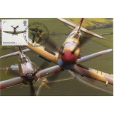 3736x6 Battle of Britain Maximum Card ..