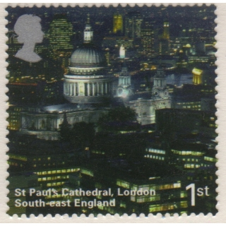 2599 St Paul's Cathedral, London, disc..