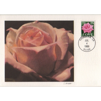 US03 Love Rose maximum card
