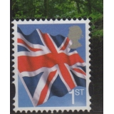 3786 1st class gummed Union Flag from ..