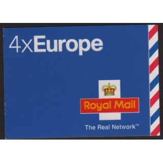MI1 Europe 40g booklet - the Real Netw..