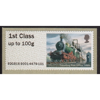 FS23d Locomotive Post & Go single-desi..