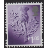 S136a £1.05 Scotland 2016 - incl cylin..