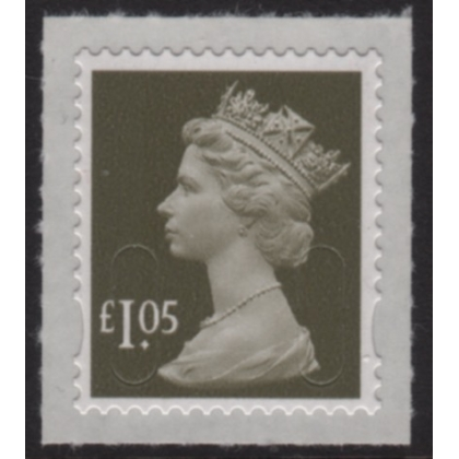 3105 £1.05 sage-green MAIL M16L 2016 new rate
