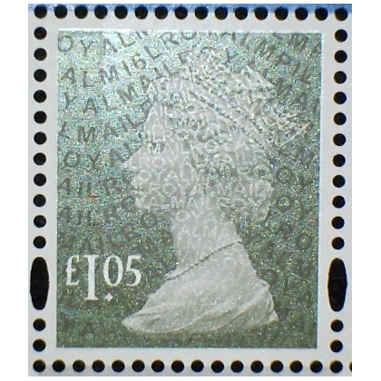 4105pa £1.05 gummed definitive code MPIL M16L from Beatrix Potter PSB