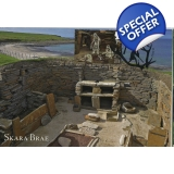 3913x4 Skara Brae World Heritage Site ..