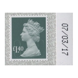 3140 £1.40 Machin Definitive 2017 on S..