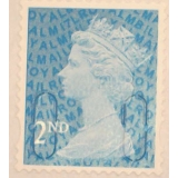 2911B.7 2nd blue M17L MBIL 2017 printing