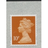 3010.7a 10p orange M17L SBP2 reprint 2..