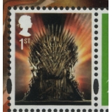 4049 Game of Thrones Iron Throne 1st c..