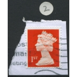 1st class red Machin forgery F