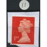 1st class red Machin forgery L - M13L ..