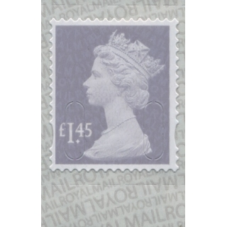 3145.8 £1.45 dove-grey M18L Walsall bl..
