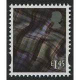 S245 £1.45 Scotland definitive CB+DB a..