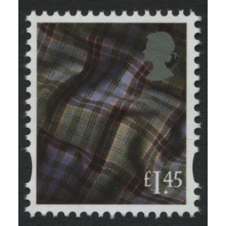 S168 £1.45 Scotland definitive CB+DB a..