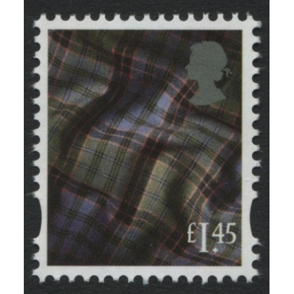 S168 £1.45 Scotland definitive CB+DB available