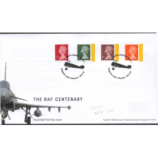 20180320 RAF PSB definitives FDC 2018