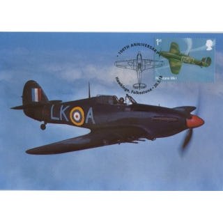 4059mx2 Royal Air Force Maximum Card -..
