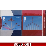 4077-8 RAF Red Arrows self-adhesive st..